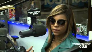 Ashanti with The Breakfast Club Power 1051 [Full Interview]