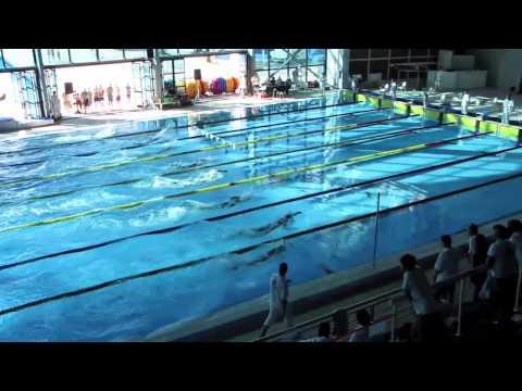 50 bf Women Finswimming European Junior Championship 2009