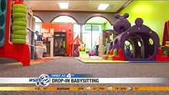 Drop-in daycare offers parents hourly kid-free time