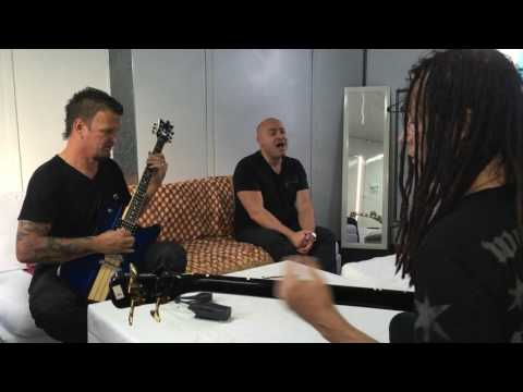 Disturbed on Tour: Buenos Aires Warm Up