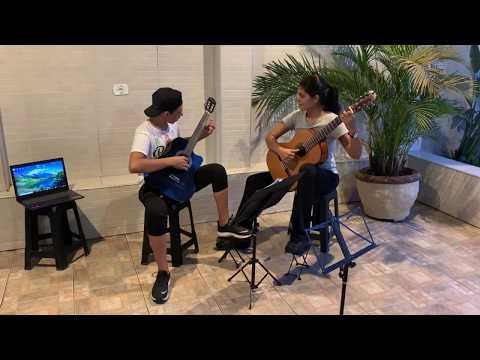Momento Aula - Parabéns - Aluno Marcelo - 4ª Aula - Escola de Música Su Belas Artes