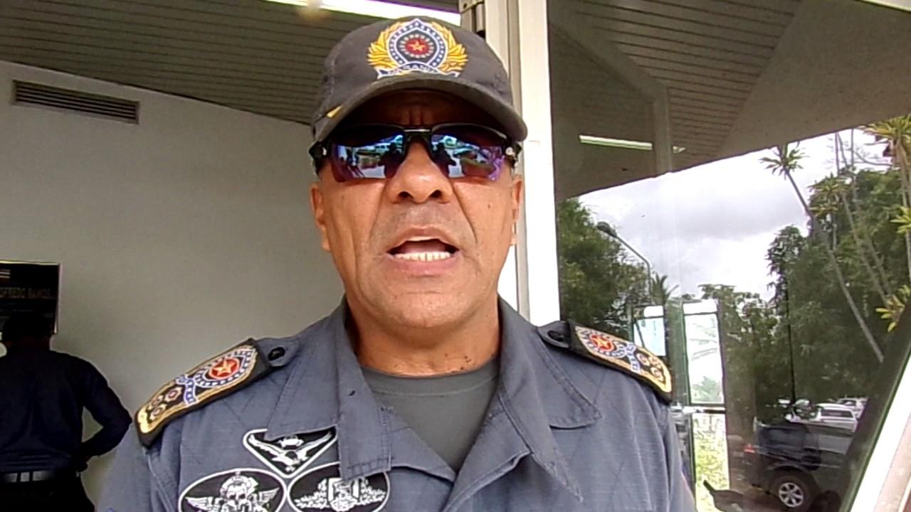 Resultado de imagem para Comandante Geral da Polícia Militar do Maranhão, Coronel Pereira