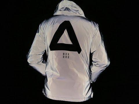 Недорогая светоотражающая куртка с Aliexpress