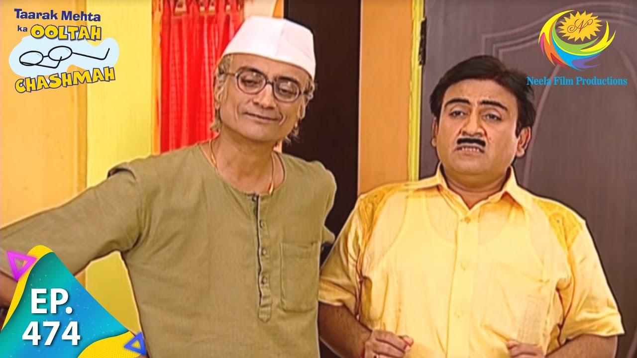 Download Taarak Mehta Ka Ooltah Chashmah - Episode 474 - Full Episode