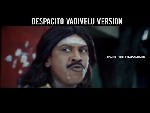 Despacito Vadivelu Version