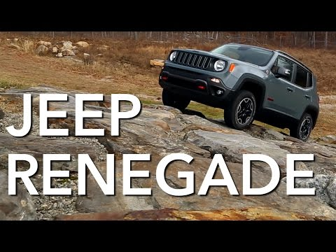 2015 Jeep Renegade Quick Drive | Consumer Reports