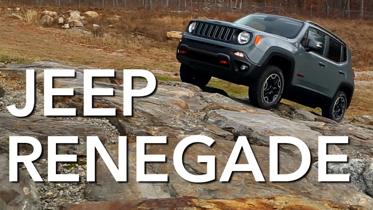 2015 jeep renegade quick drive consumer reports youtube. Black Bedroom Furniture Sets. Home Design Ideas
