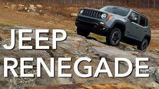 2015 Jeep Renegade Quick Drive  Consumer Reports