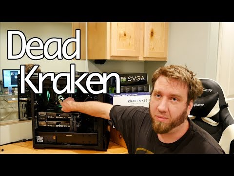Why I Upgraded From An NZXT Kraken X61 To An X62 AIO Liquid Cooler!