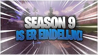 SEASON 9 UITCHECKEN - 2x BATTLEPASS GIVEAWAY! FORTNITE BATAILLE ROYALE NEDERLANDS