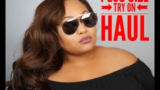 Plus Size +Try-On Haul, Rebdolls, F21 & ASOS | Cara Scott