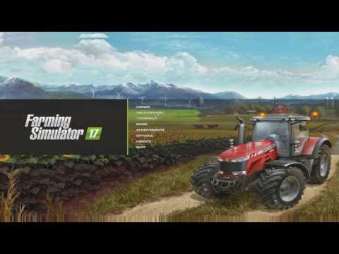 How To Stream Radio Stations On Farming Simulator 2017 + music play lists