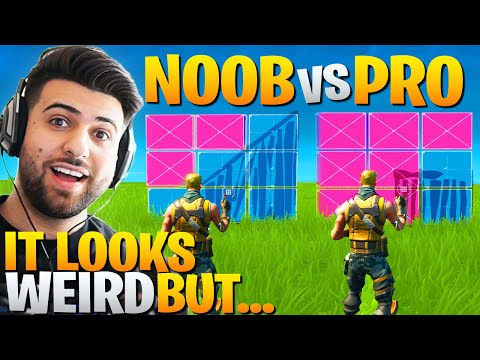 Why Pros Have ALL *SWITCHED* To These WEIRD Edits! (Fortnite Battle Royale)