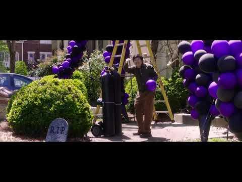 Ужастики 2: Беспокойный Хеллоуин - Goosebumps 2: Haunted Halloween