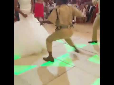 Zambian wedding dance