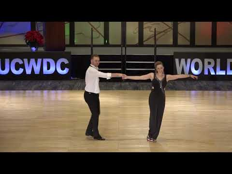 UCDWC Worlds 2018 Showtime Cabaret 1st Place Ben Mchenry & Cameo Cross