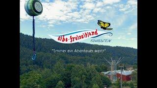 Elbefreizeitland Königstein   Familien, Freizeitpark, Sächsische Schweiz, Ausflug