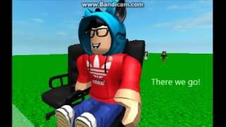Danesh's first time animating | Roblox machinima