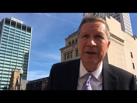Ohio Gov. John Kasich on LGBT discrimination