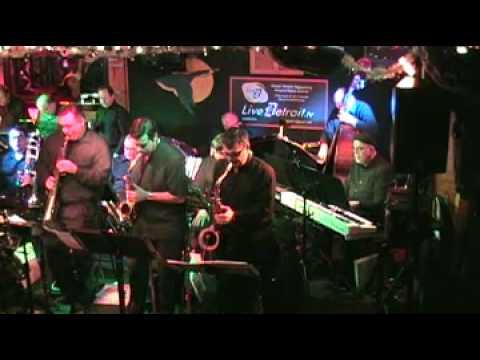 Metro Detroit Jazz Orchestra ~ Blue Goose Inn Live Stream