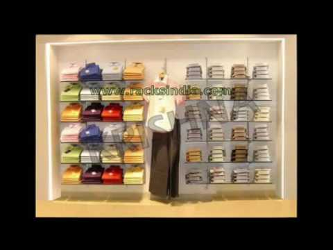 Display Racks for All Type of Retail Stores By Krishna Engineers, Mumbai