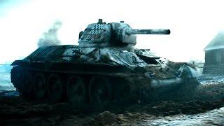 Т-34 — Тизер-трейлер (2018)