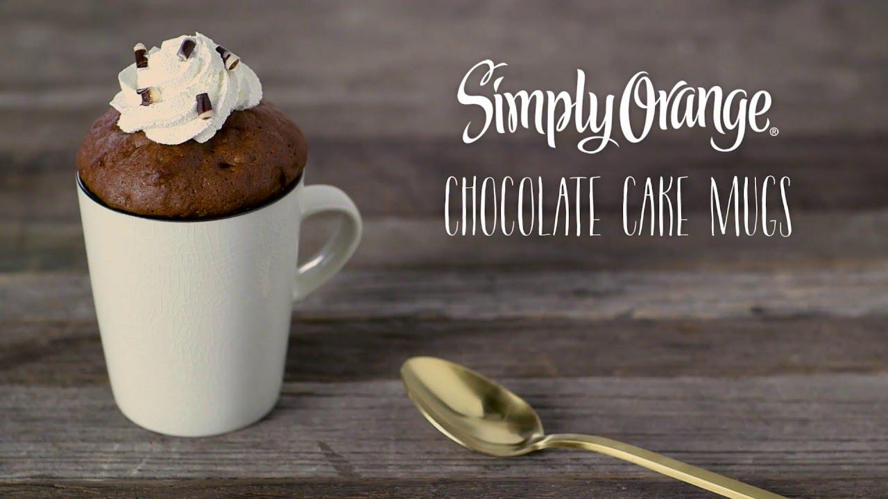 How to Make Orange Chocolate Mug Cake forecasting