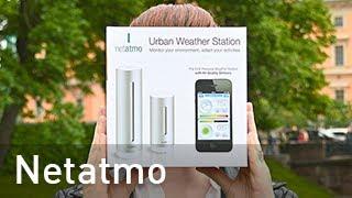 Netatmo - обзор домашней метеостанции