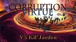 Excalibur WoW - Corruption vs Kil´jaeden