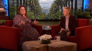 Melissa McCarthy and Her Spanx