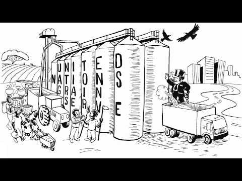 Feeding Nine Billion Video 4: The Need for More Equitable Food Distribution by Evan Fraser