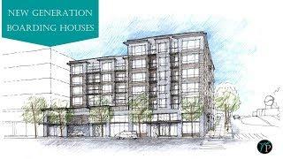 New Generation Boarding House Development