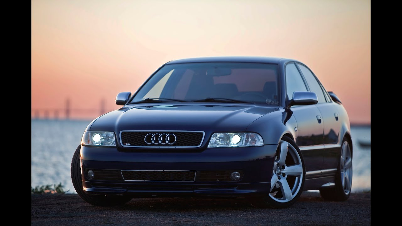 A unique 2001 Audi A4 B5 with one owner - One take (clean ...