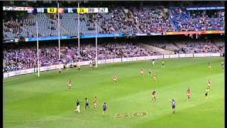AFL 2011 - Round 2 - Western Bulldogs vs Brisbane Lions - Game Highlights