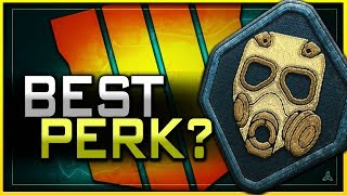 Best Perk in Black Ops 4?! (How Good is Tac Mask?)