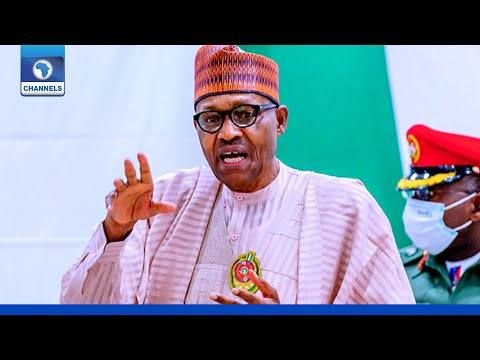 Those Plotting Nigeria's Destruction Will Have Shock Of Their Lives – Buhari