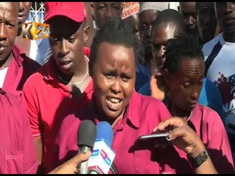 PSV Drivers in Mombasa worried about their jobs, demand employers comply
