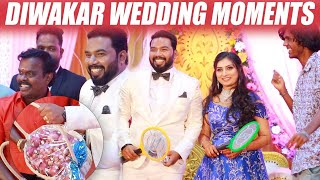 Super Singer Diwakar Wedding Video