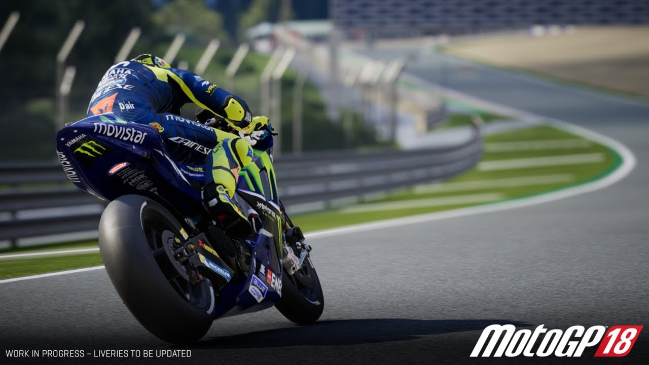 motogp 18 trailer the motogp 2018 game is coming youtube. Black Bedroom Furniture Sets. Home Design Ideas