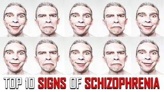 Top 10 Worst Symptoms of Schizophrenia