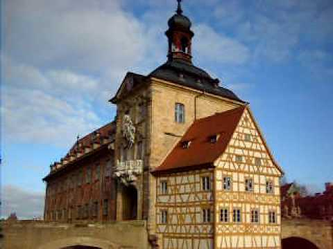 Bamberg Townhall (Rathaus) the Coolest in Germany