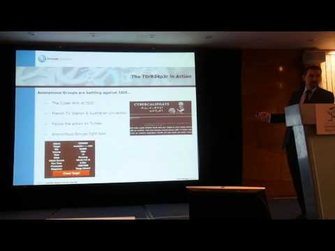 Nuclear Industry Cyber Security Conference Keynote