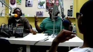 PEEDY CASH & YOUNG FLEA ON DA DON-P SHOW