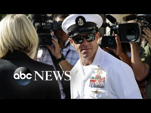 Some Navy SEALs speak out about pardon of Special Operations Chief Eddie Gallagher | ABC News