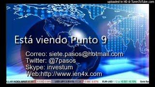 Punto 9 - Noticias Forex 6 de Septiembre 2019