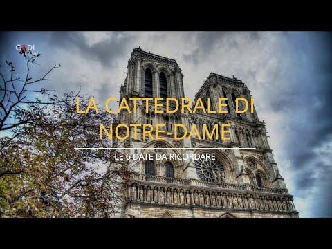 Cattedrale Di Notre-Dame: Le Date Da Ricordare