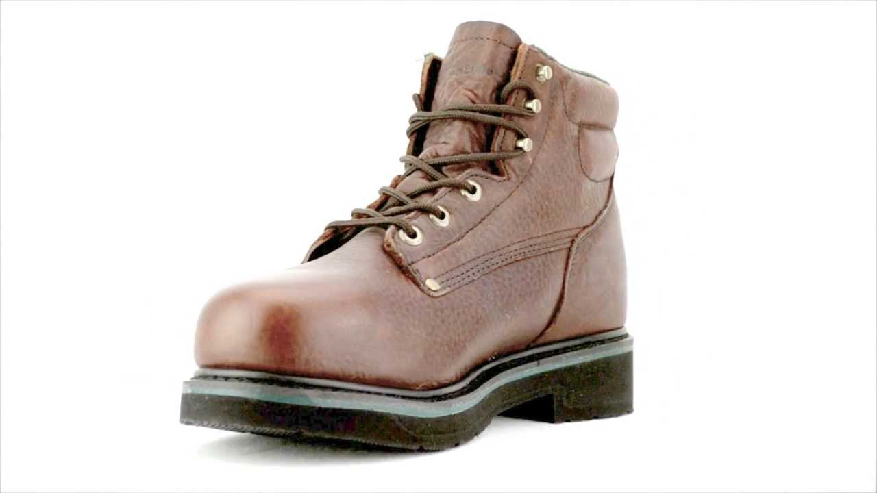 490fe526e37 Men's Florsheim FE665 Steel Toe Work Boot @ Steel-Toe-Shoes.com