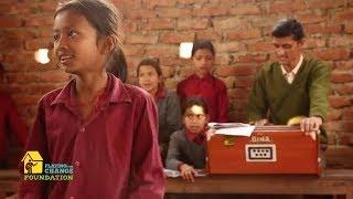 La Fondation Playing For Change: video en français (french subtitles)