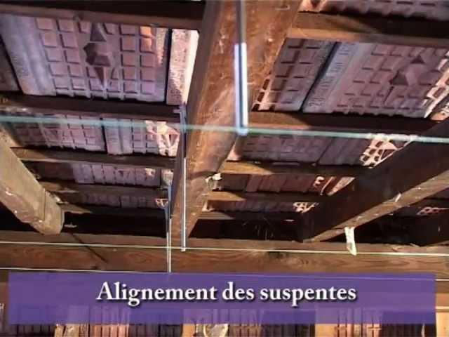 Isolation Du Grenier Par La Sous Toiture C Isover Sur Maisonbrico Com Youtube