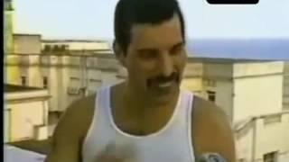 Фредди Меркьюри - Интервью в Бразилии( РУССКИЙ ПЕРЕВОД) ''Rock in Rio'' 1985г.
